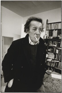 Edward Burra, by Neil Libbert - NPG P763