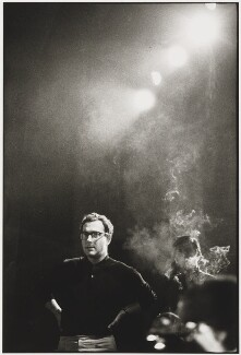 Harold Pinter, by Neil Libbert - NPG P764