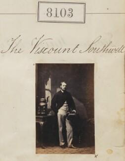 Thomas Arthur Joseph Southwell, 4th Viscount Southwell, by Camille Silvy - NPG Ax57929