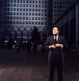 Piers Morgan, by Chris Floyd - NPG x88369