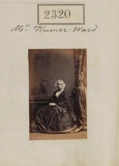 Mary-Anne Ward (née Anson), by Camille Silvy - NPG Ax51708
