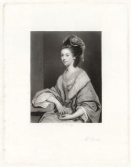 Elizabeth Crooke (née Parry), by George H. Every, after  Sir Joshua Reynolds - NPG D34399