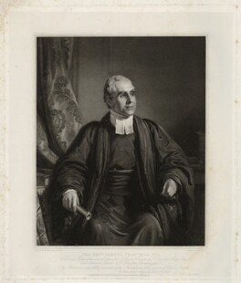 Samuel Crowther, by John Samuel Agar, published by  Ramsay Richard Reinagle, after  Ramsay Richard Reinagle - NPG D34412