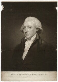William Cumberland Cruikshank, by William Say, after  Gabriel Stuart - NPG D34414