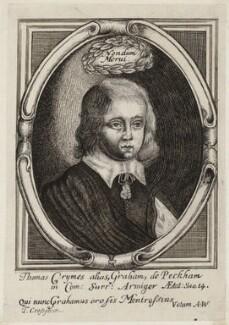 Thomas Crymes (Graham), by Thomas Cross - NPG D34415