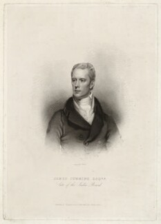 James Cumming, by James Thomson (Thompson), published by  Colnaghi, Son & Co - NPG D34425