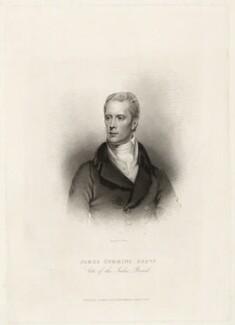 James Cumming, by James Thomson (Thompson), published by  Colnaghi, Son & Co - NPG D34426