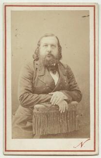 (Pierre Jules) Théophile Gautier, by Nadar - NPG Ax46280