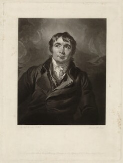 John Philpot Curran, by Edward McInnes, after  Sir Thomas Lawrence - NPG D34433