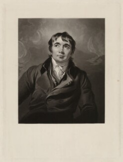 John Philpot Curran, by Edward McInnes, after  Sir Thomas Lawrence - NPG D34434