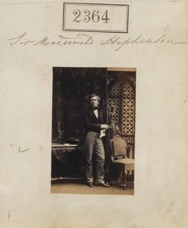 Sir Rowland Macdonald Stephenson, by Camille Silvy - NPG Ax51752