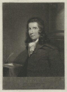 Joseph Gerrald, by and published by Samuel William Reynolds, after  Charles Smith - NPG D34447