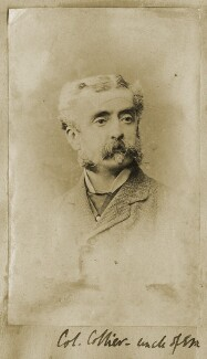 Clarence Augustus Collier, by Unknown photographer - NPG Ax68313