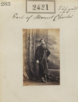 George Henry Conyngham, 3rd Marquess Conyngham, by Camille Silvy - NPG Ax51810