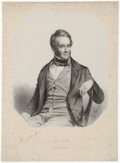 John Curtis, by Thomas Herbert Maguire, printed by  M & N Hanhart - NPG D34439