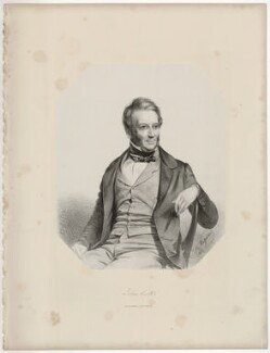 John Curtis, by Thomas Herbert Maguire, printed by  M & N Hanhart - NPG D34440