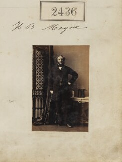 Henry Blair Mayne, by Camille Silvy - NPG Ax51825