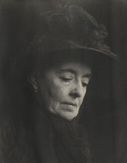 Gertrude Barbara Rich Tennant (née Collier), by Eveleen Myers (née Tennant) - NPG Ax68562