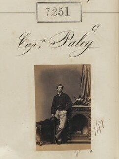Raymond South Paley, by Camille Silvy - NPG Ax57162
