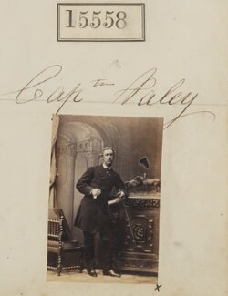 Raymond South Paley, by Camille Silvy - NPG Ax63490