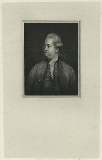 Edward Gibbon, after Sir Joshua Reynolds - NPG D34449