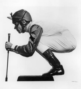Frankie Dettori, by Alistair Morrison - NPG x87234