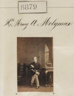 Hon. Henry Hervey Molyneux, by Camille Silvy - NPG Ax56799