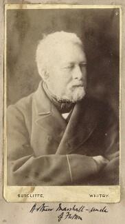 Arthur Marshall, by Frank Meadow Sutcliffe - NPG Ax68315