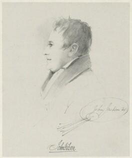 John Gibson, by John Jackson - NPG D34457