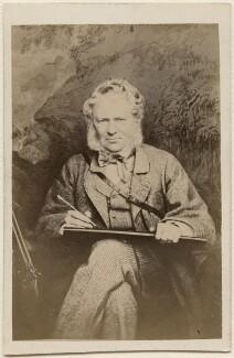 Edwin Landseer, by John & Charles Watkins - NPG Ax28936
