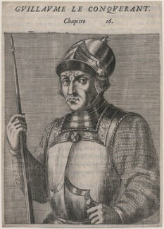Called King William I ('The Conqueror'), by Unknown artist - NPG D9377