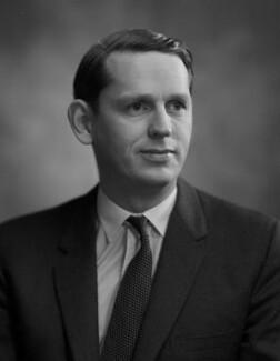 Michael James Hugh Alison, by Bassano Ltd, 8 November 1965 - NPG x176430 - © National Portrait Gallery, London