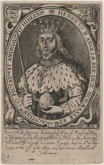 Called King Henry II, by Renold or Reginold Elstrack (Elstracke) - NPG D9380