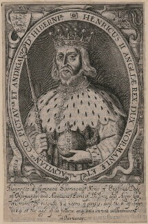 Called King Henry II, by Renold or Reginold Elstrack (Elstracke) - NPG D9381
