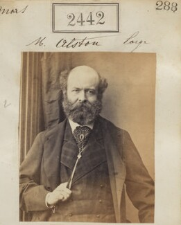 Sir Francis Beilby Alston, by Camille Silvy, 10 March 1861 - NPG Ax51831 - © National Portrait Gallery, London