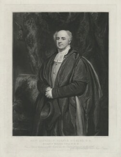 Ashurst Turner Gilbert, by Samuel Cousins, published by  James Ryman, after  Thomas Phillips - NPG D34469