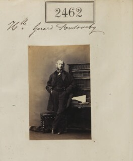 Hon. Gerald Henry Brabazon Ponsonby, by Camille Silvy - NPG Ax51851