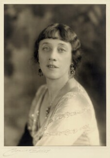 Elsie Osborne (née Gregory), by Yvonne Gregory - NPG x5611