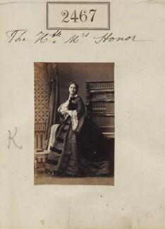 Eliza Stonor (née Peel), by Camille Silvy - NPG Ax51856