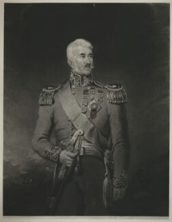 Sir Walter Raleigh Gilbert, 1st Bt, by Thomas Goff Lupton, published by  Dickinson Brothers, after  George Francklin Atkinson - NPG D34501