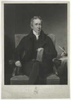 Adam Gillies, Lord Gillies, by Thomas Goff Lupton, published by  McKay, after  Colvin Smith - NPG D34503