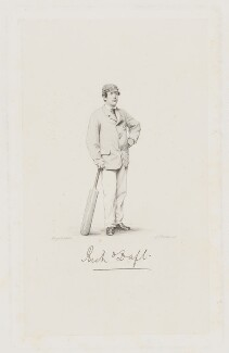 Richard Daft, by Joseph Brown, after  John Jabez Edwin Mayall - NPG D34490