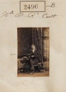 Hon. Richard Cust, by Camille Silvy - NPG Ax51885