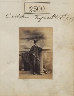 Carleton Tufnell, by Camille Silvy - NPG Ax51889