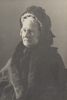 Susan Harriet Myers (née Marshall), possibly by Eveleen Myers (née Tennant) - NPG Ax68314