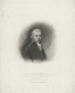 John Gillies, by Charles Picart, published by  T. Cadell & W. Davies, after  William Evans, after  John Opie - NPG D34504