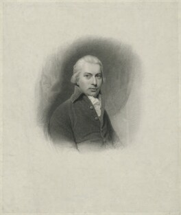 John Gillies, by Charles Picart, published by  T. Cadell & W. Davies, after  William Evans, after  John Opie - NPG D34505