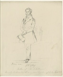 George Robert Gleig, after Daniel Maclise - NPG D34535