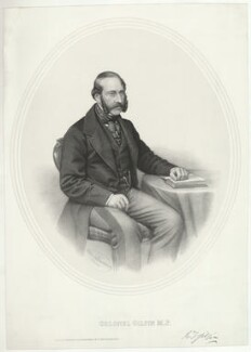 Sir Richard Thomas Gilpin, 1st Bt, by George B. Black, published by  R. Mansfield & Co - NPG D34506