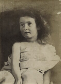 Silvia Constance Myers, by Hayman Seleg Mendelssohn - NPG Ax68407